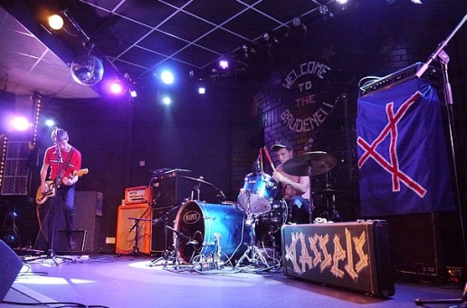 Cassels – live at the Brudenell Social Club, Leeds 21st November 2017