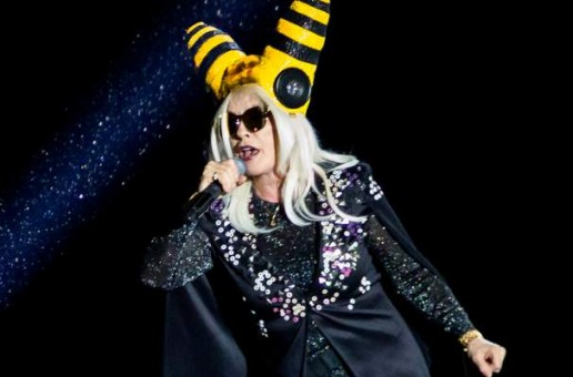 Blondie, 72 and still fighting for her right to party