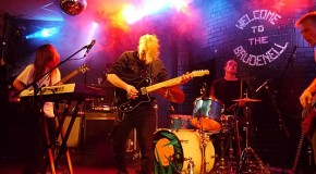 Weirds – Leeds band rocking hard at Pulled Apart By Christmas