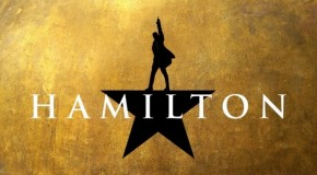 Hamilton, Victoria Palace Theatre, London