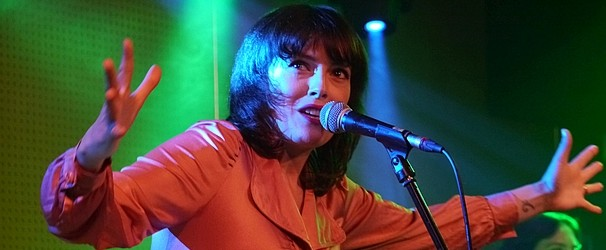 """Gwenno at the Brudenell – """"Got Cheese?"""""""