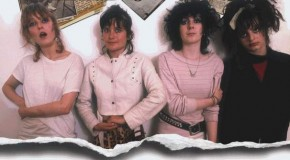 Documentary on 'The Slits' out in April