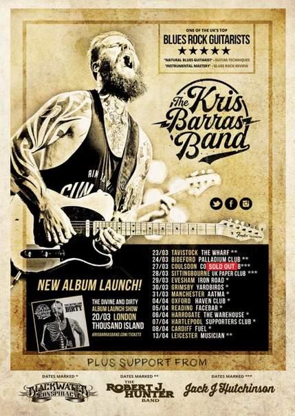Kris Tour Poster