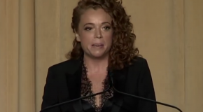 Michelle Wolf sticks it to Trump & co & others