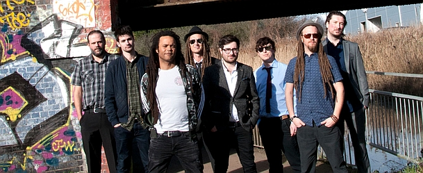"New Town Kings – ""Reach Out"" – a summery package of swinging British reggae"