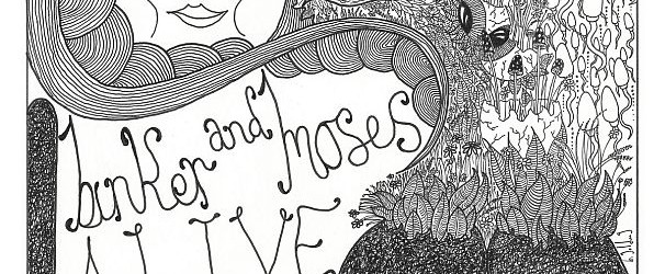 "Binker & Moses – ""Alive In The East?"" – a beast of gut-grabbing vital free-jazz"