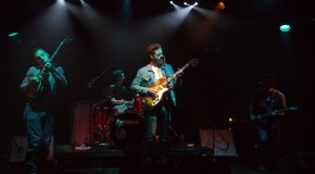 The Americans – live and lean in Leeds