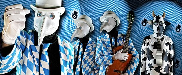 "THE RESIDENTS Announce ""In Between Dreams"" UK Tour for Feb 2019"