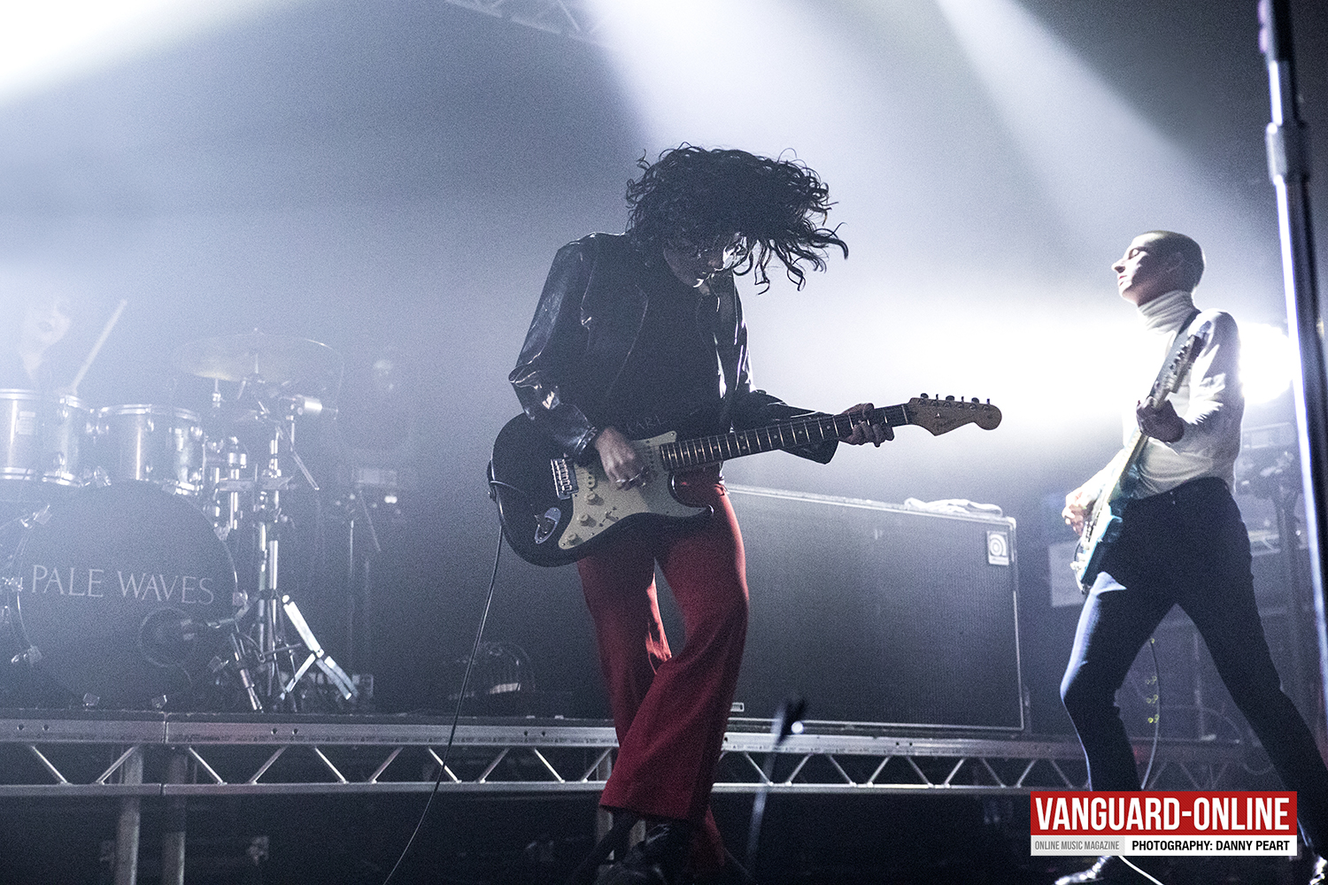 pale waves © danny peart 2018