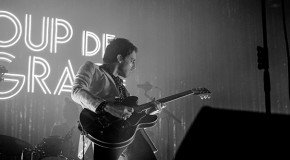 Miles Kane unleashes new album 'Coup De Grace' to adoring Manchester Academy
