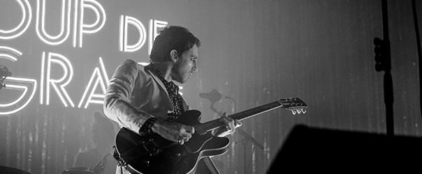 Miles Kane unleashes new album 'Coup De Grace' to adoring Manchester Academy
