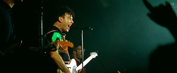 Belgrave goes crazy for Canadian rockers Arkells