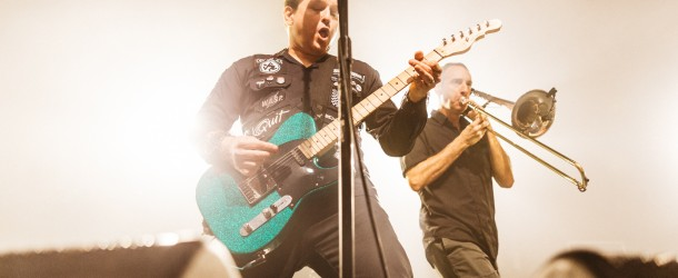 Less Than Jake, Reel Big Fish, Zebrahead and Suburban Legends! – Manchester Ritz – 14/11/2018