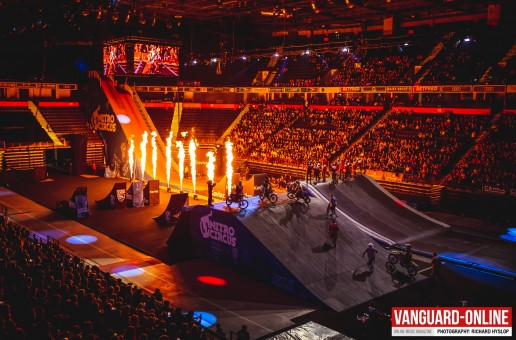 Nitro Circus 'You Got This' Live Tour – Manchester Arena – 22/11/18