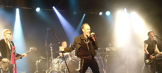 Peter Murphy & David J – undead, undead, undead in Leeds