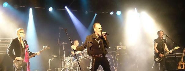 Peter Murphy & David J – undead, undead, undead in Leeds