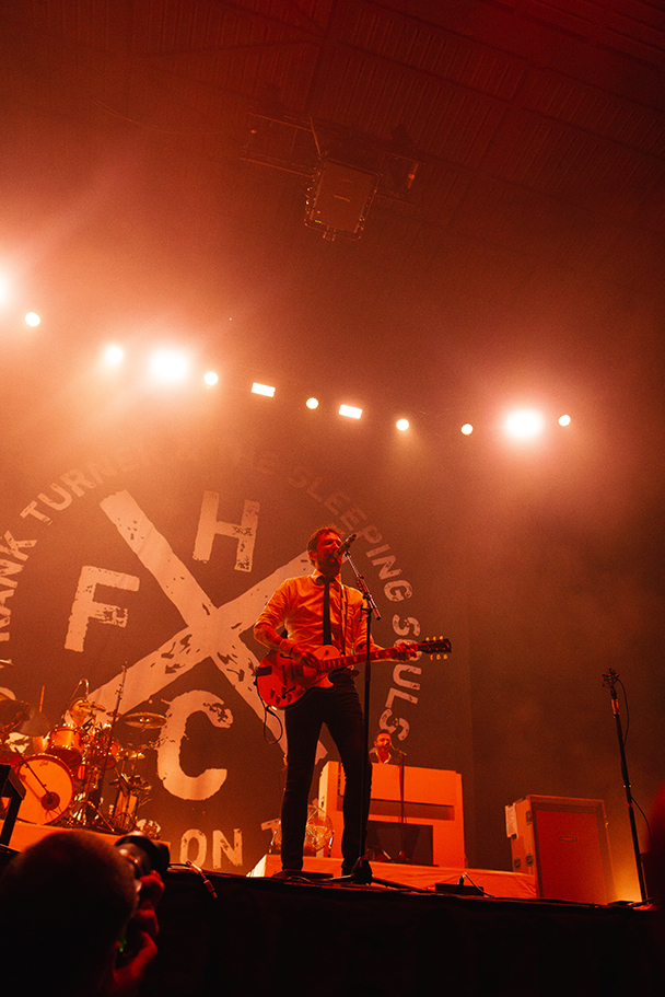 Frank Turner and the Sleeping Souls Leeds First Diect Arena 1