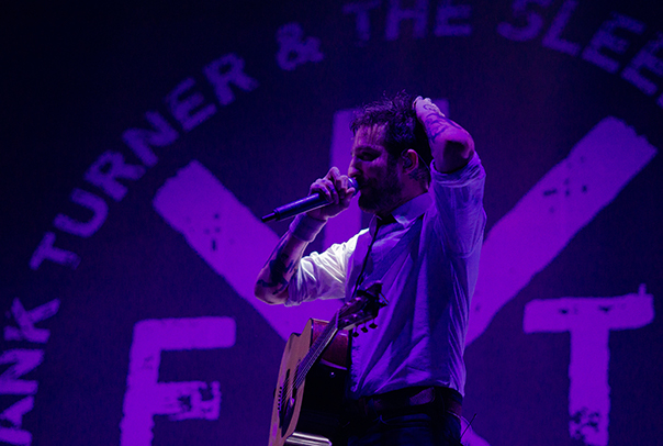 Frank Turner and the Sleeping Souls Leeds First Diect Arena 8