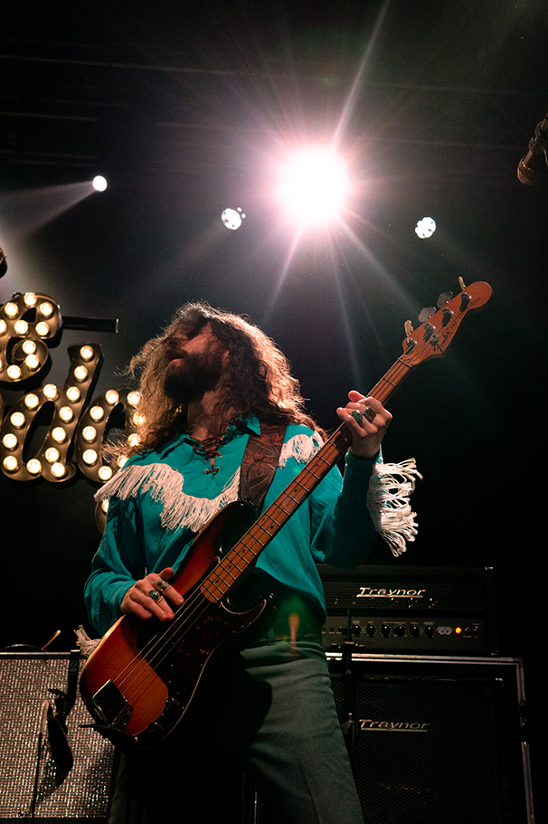 The Sheepdogs supporting Rival Sons Leeds O2 Academy 4th February 2019 1