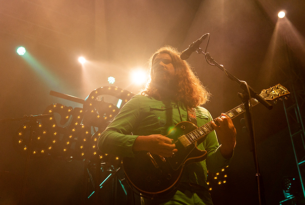 The Sheepdogs supporting Rival Sons Leeds O2 Academy 4th February 2019 3