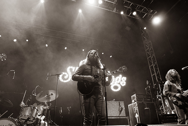 The Sheepdogs supporting Rival Sons Leeds O2 Academy 4th February 2019 6