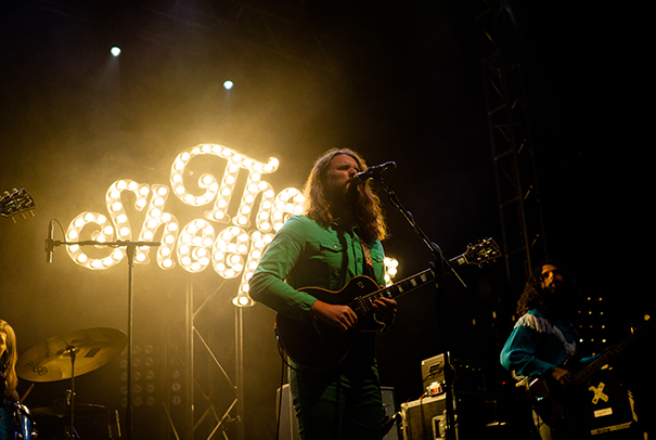 The Sheepdogs supporting Rival Sons Leeds O2 Academy 4th February 2019 8