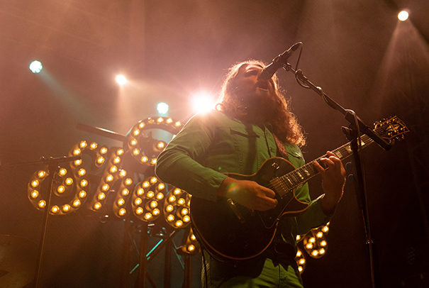 The Sheepdogs supporting Rival Sons Leeds O2 Academy 4th February 2019 9