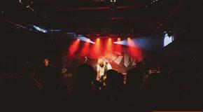 Sleepmakeswaves, Distant Lands Tour 2019, Dingwalls, London 20/03/19