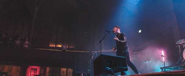 Deaf Havana & The LaFontaines – Manchester Albert Hall – 25/03/19