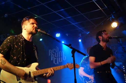 """Red Rum Club – """"fizzing with energy"""" – Live in Leeds 2019"""