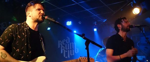"Red Rum Club – ""fizzing with energy"" – Live in Leeds 2019"