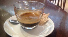 The Italian espresso
