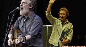 Eddie Vedder|Collisioni, Barolo|with Glen Hansard|17th June 2019