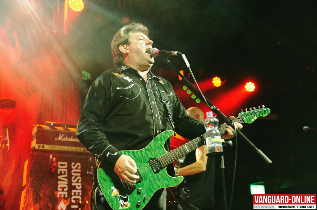 Stiff Little Fingers, The Academy, Dublin