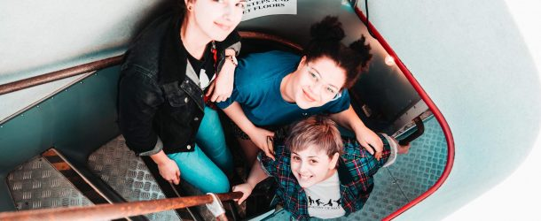 """Abigail"" A Tough but sweet treat from Derry Trio Cherym"