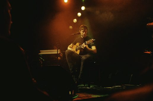 Charlie Cunningham at The Button Factory, Dublin 13/11/19