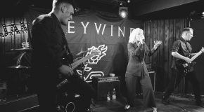 Greywind live, Whelans, Dublin 12/12/19