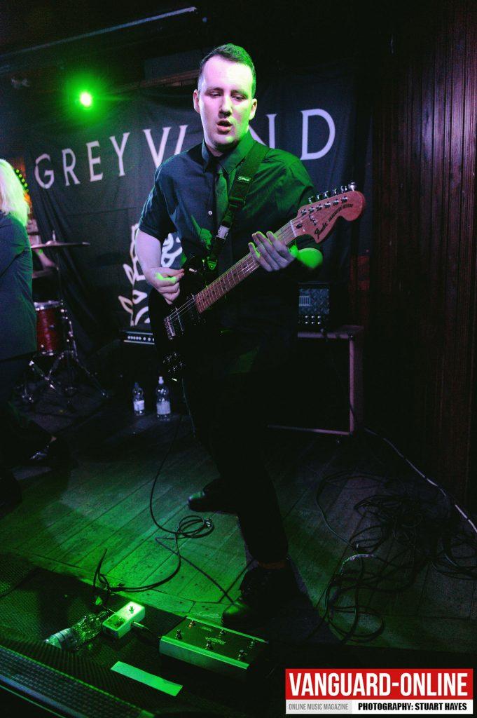 Greywind, Whelans, Dublin