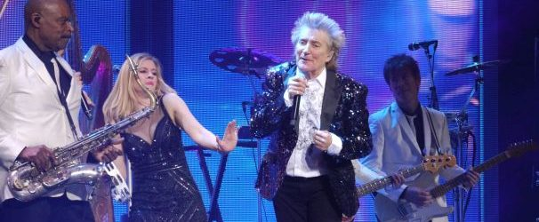 Rod Stewart – Arena-scale spectacular in Leeds