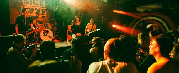 Sick Love, The Grand Social, Dublin 30/11/19