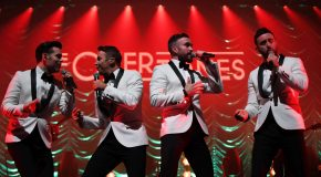THE OVERTONES / INDIGO AT THE 02 / 18.12.19