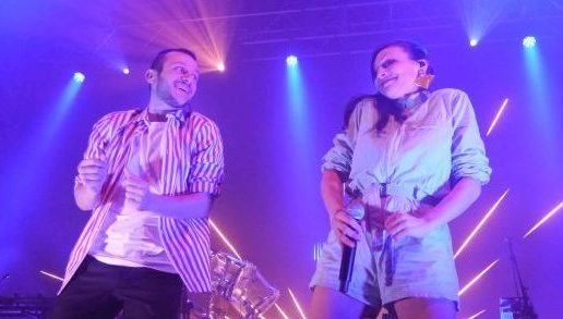 Caravan Palace – electroswing puts a spark into Leeds' Friday night