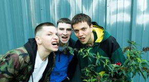 "Manchester punks Aerial Salad announce new album ""Dirt Mall"""