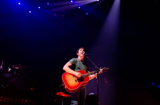 James Blunt at Manchester Arena Saturday 15th February 2020
