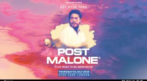 Post Malone announced as BST Hyde Park Headliner