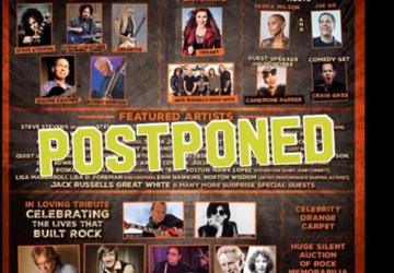 UPDATE: RESCHEDULED!!!