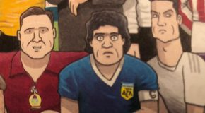 For David Squires Diego Maradona is the greatest