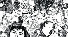 "Bee Bee Sea – ""Day Ripper"" – pulsing with garage rock and pop intensity"