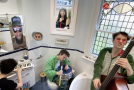 Jacob Collier's toilet soul provides a momentary lift on this greyest of months