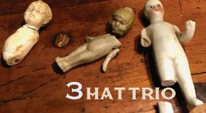"""3Hattrio – """"Lost Sessions"""" – Twisted desert landscapes painted by acoustic trio"""